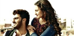 Arjun and Sonakshi thrill with Tevar