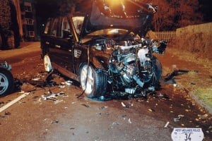 Boparan Car Crash