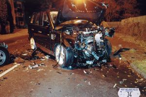 Boparan Car Crash