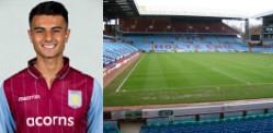 British Asian Easah Suliman signs for Aston Villa