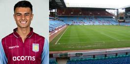 Easah Suliman Aston Villa