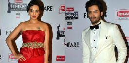 Best Dressed at the 60th Filmfare Awards