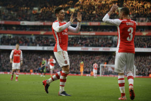 Arsenal Middlesbrough FA Cup Fifth Round