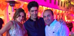Sanjay Hinduja enjoys £15m Bollywood Wedding