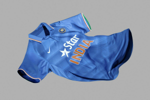 India Kit Cricket World Cup 2015