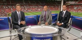 Sky Soccer Sunday panel