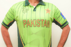 Pakistan kit Cricket World Cup 2015