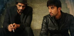 Romantic thriller Roy stars Arjun and Ranbir