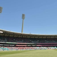 SCG Sydney Cricket Ground