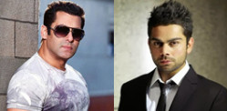 Salman thinks Virat is too metrosexual?