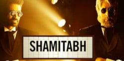 Shamitabh stars Amitabh Bachchan and Dhanush