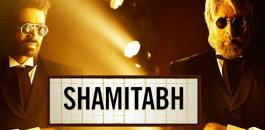 Shamitabh Dhanush Amitabh Bachchan