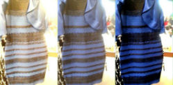What colour is #TheDress that broke the Internet?