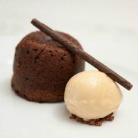 Charming chocolate fondants