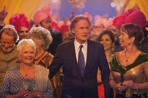 The Second Best Exotic Marigold Hotel Judi Dench Bill Nighy Celia Imrie
