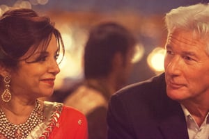 The Second Best Exotic Marigold Hotel Lilette Dubey Richard Gere
