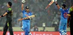 India beat Pakistan at ICC Cricket World Cup 2015