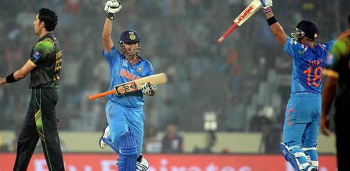 India win Pakistan T20 2015