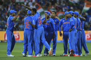 આઈસીસી ક્રિકેટ વર્લ્ડ કપમાં ભારતે પાકિસ્તાનને હરાવી દીધું હતું