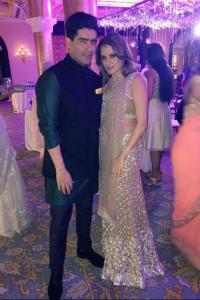 Sanjay Hinduja Anu Mahtani wedding