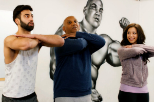 Desi Rascals Mo Manoj Jo Pure Muscles Gym