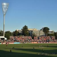 Manuka Oval Canberra