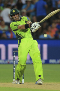 Misbah-ul-Haq Pakistan at 2015 ICC Cricket World Cup
