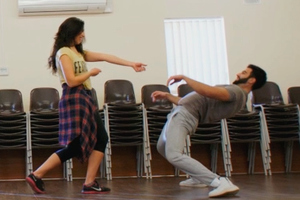 MoJo Joses dance Desi Rascals