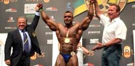 Atif Anwar Bodybuilder