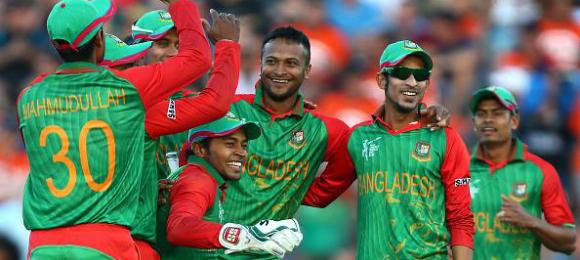 बांग्लादेश आईसीसी क्रिकेट विश्व कप