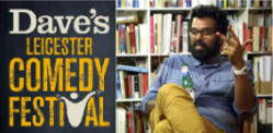Romesh Ranganathan wins Top Comedy Award