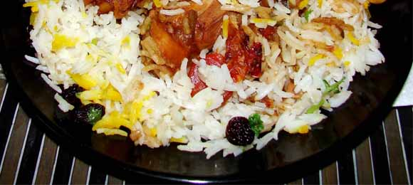 Desi Recipes Mutton Biryani