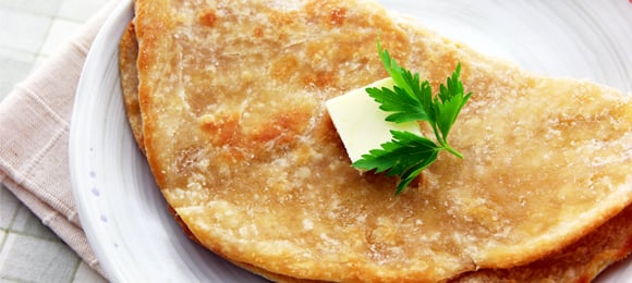 Desi Recipes Paranthas