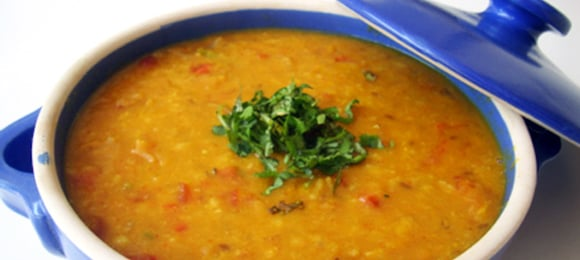 Desi Recipes daal