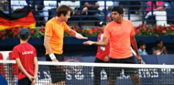 Bopanna and Nestor win second Dubai ATP title