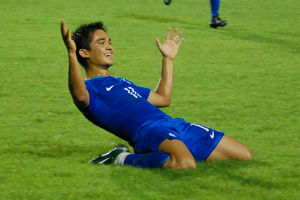 India beats Nepal in FIFA World Cup 2018 Qualifiers