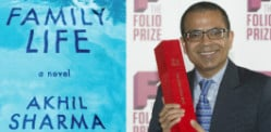 Akhil Sharma wins The Folio Prize 2015