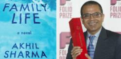 Akhil Sharma wins The Folio Prize 2015