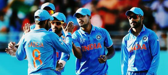 भारत आईसीसी क्रिकेट विश्व कप