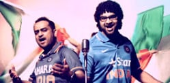 Patriotic Anthems for the 2015 Cricket World Cup