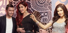 Katrina Kaif met her fans to take photographs