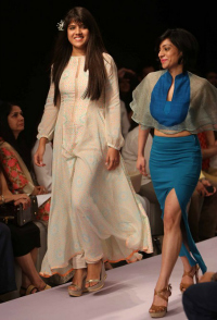 Madsam Tinzin Lakmé Fashion Week Summer/Resort 2015