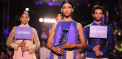 Manish Malhotra launches 'Blue Runway' at Lakmé