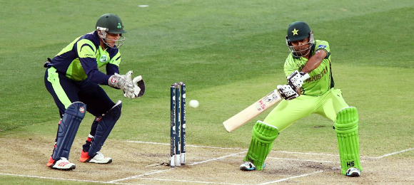 पाकिस्तान आईसीसी क्रिकेट विश्व कप