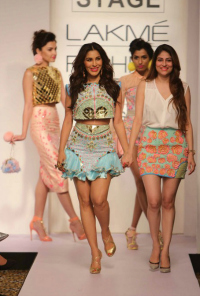 Papa Don't Preach Lakmé Fashion Week Summer/Resort 2015