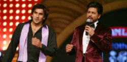 Ranveer thinks Shahrukh Khan is the Perfect Man!