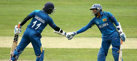 श्रीलंका आईसीसी क्रिकेट विश्व कप