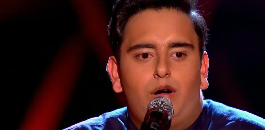 Vikesh Champaneri enters The Voice UK final