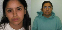 A mother and her female lover have been found guilty of manslaughter of her eight-year-old daughter Ayesha Ali