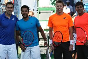 Dubai ATP Doubles Title